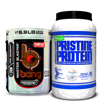Muscle Blaster Stack