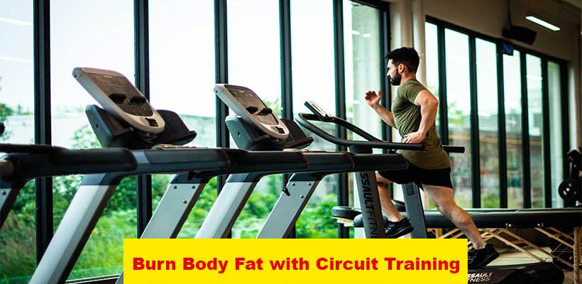 Burn Body Fat with Circuit Training