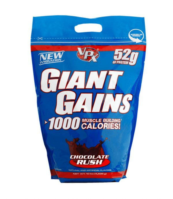 giant gains chocolate rush protein