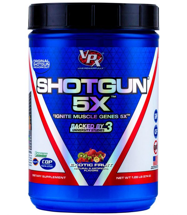 Shotgun-5x-exotic-fruit