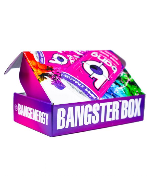 special edition bangster box