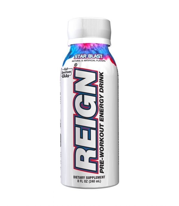 Reign Star Blast Pre workout energy drink
