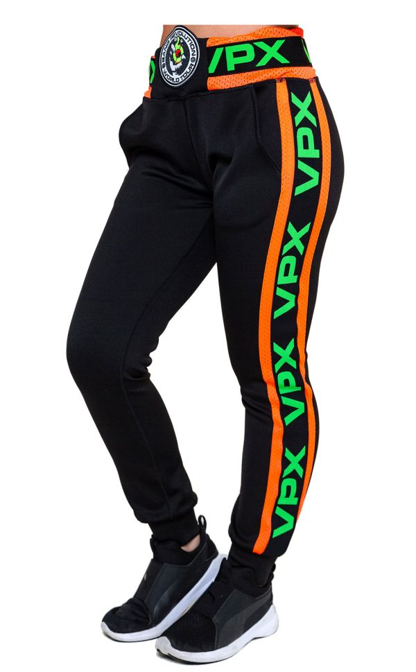 Bang-Revolution-Classic-Jogger-Citrus-Orange-set-sweatpants-back-1