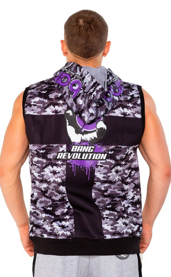 mens bang revolution Rev-Hoodie-purple-top