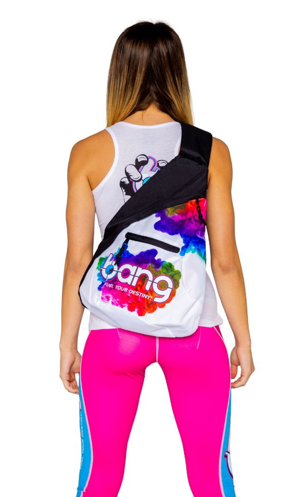 Triangular-backpack-front