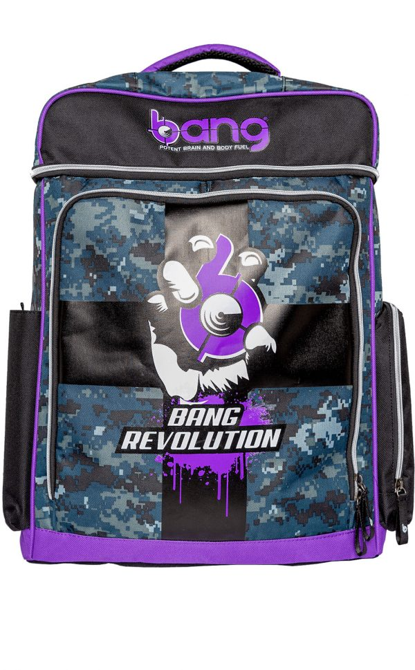 carry-on-backpack-purple haze front view