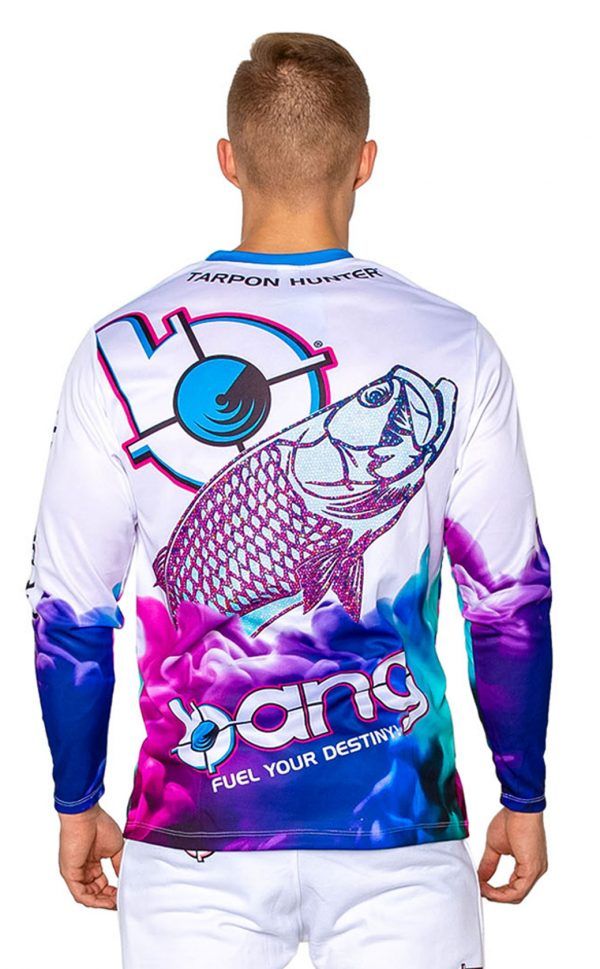 mens bang revolution-fishing long sleeve shirt