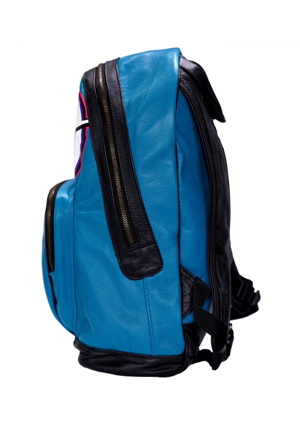 Bang Genuine Leather Backpacks side view