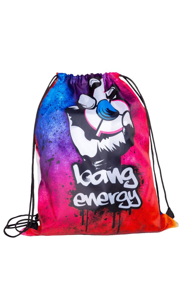 Bang energy-drawstring