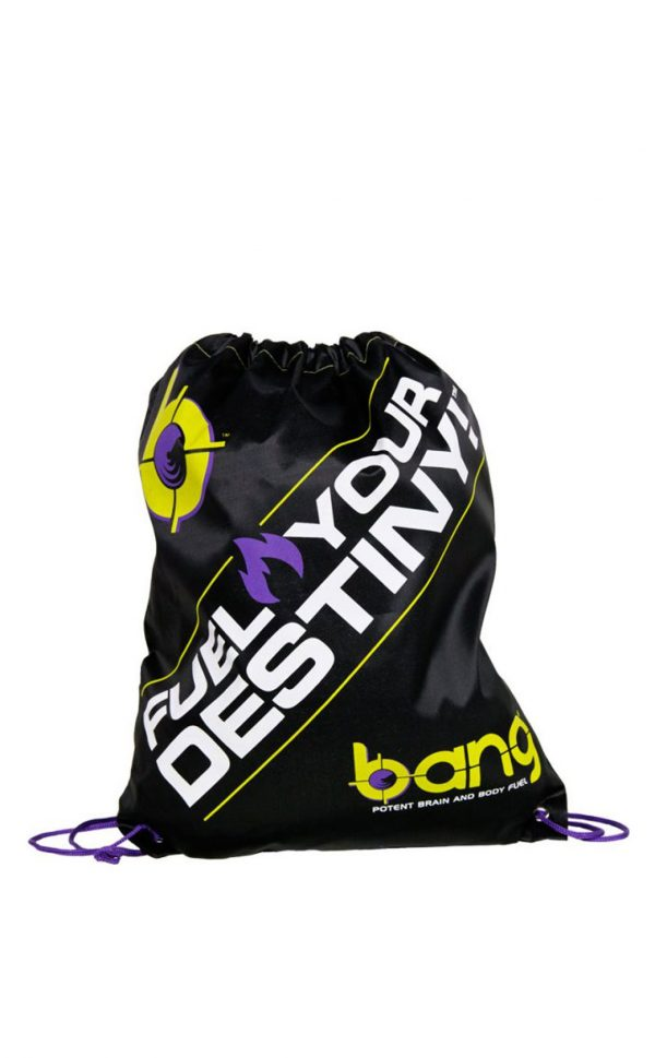 Bang-drawstring purple guava