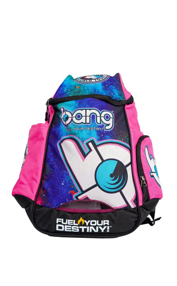 Bang-energy-Backpack pink fuel your destiny