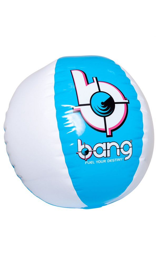 beach-ball bang energy.