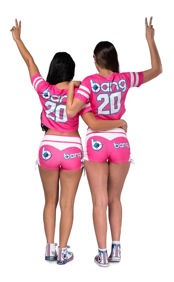 Women's Game Day Cropped Jersey